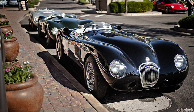 yrys-automotive:  Jaguar C-Types by DryHeatPanzer on Flickr.