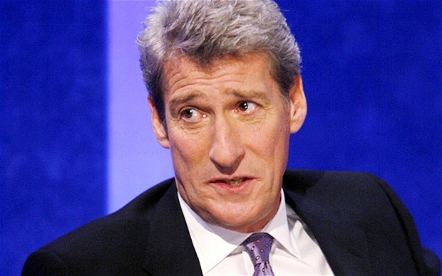 'Ms Smith tried to patronise the Grand Inquisitor. This was a mistake. Paxman can do more patronisation with a single raised eyebrow than most of us could do with a powdered wig and the massed forces of Roget's Thesaurus'. Simon Hoggart »