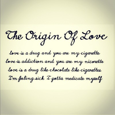 The Origin of Love. (Taken with Instagram)