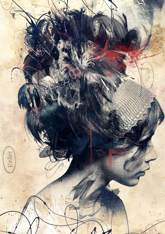 'Flat Earth' by Russ Mills