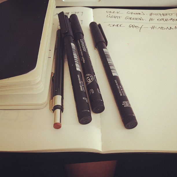 #notes (Taken with Instagram)