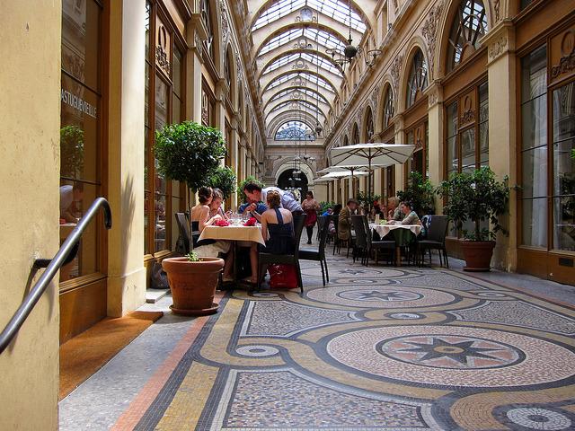 | ♕ | Galerie Vivienne - Paris | by © __Olivier__