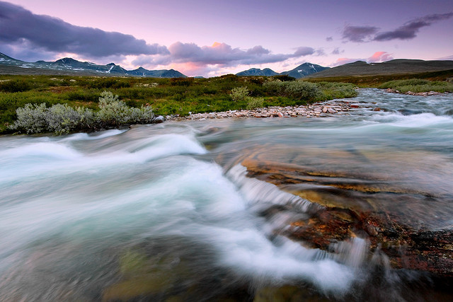 Rondane - Midnight Hour by Seung Kye Lee - Fine Art Landscape Photography on Flickr.