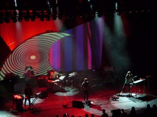 managementwhore:  MGMT live at radio city music hall - 2010