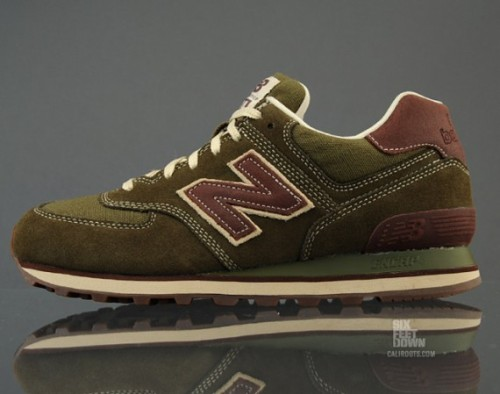 onlycoolstuff:  New Balance ML574 urban sportswear pack