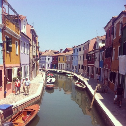 Ugh. Burano😌 #venice #italy #nevercominghome (Taken with Instagram)