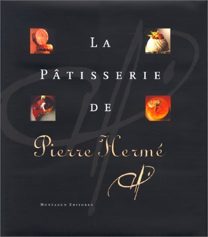 Just added to our reference collection: La Patisserie de Pierre Herme.