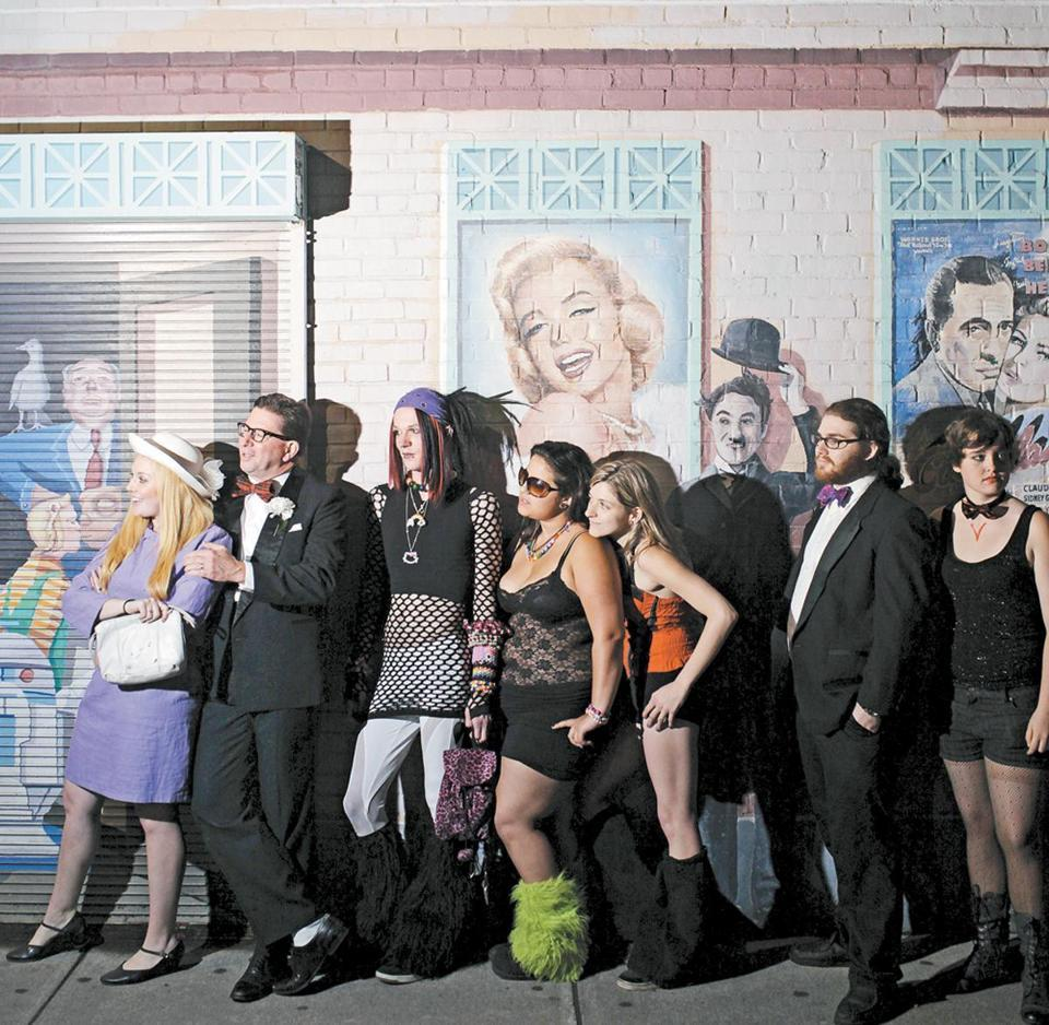 'Rocky Horror' midnight madness ends in Harvard Square  When the AMC Loews Harvard Square 5 theater closes its doors next month, it will mark the end of a 28-year tradition. (TAMIR KALIFA FOR THE BOSTON GLOBE)