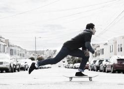 Nike & Levi's '511'  | Skateboarding Collection