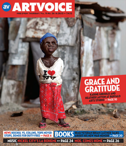 Cover story: http://artvoice.com/issues/v11n26/art_scene/grace_and_gratitude
