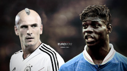 adelicious EURO 2012 Semi-Finals: GERMANY vs ITALY