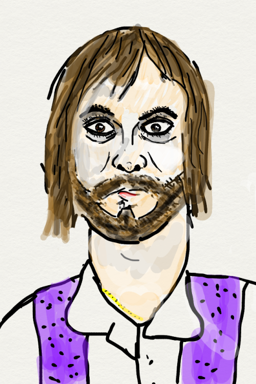 This is Mick Fleetwood (Fleetwood Mac)