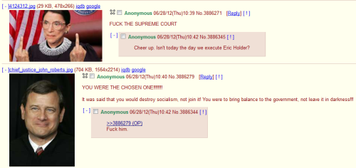 vikingforkliftsafari:  And now… some of the butthurt on display on /pol/.
