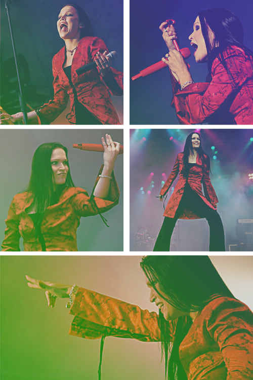 Tarja 70 photos challenge 41-45/70