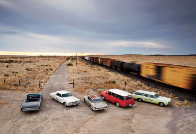 vanityfair:  Lone Star Bohemia | The Renaissance of Marfa, Texas Photograph by John Huba