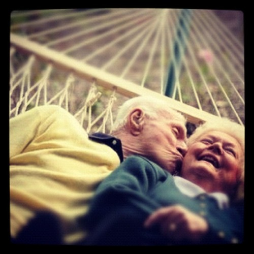I want a love like this #soulmates #partners #truelove  (Taken with Instagram)