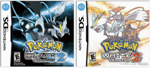 videogamenostalgia:  North American Release Date Announced For Pokemon Pokemon Black 2 and Pokemon White 2 have been finalized for an appearance on North American shores on October 7th. Not only that, but Nintendo also added in a downloadable game titled Pokemon Dream Radar, also coming on October 7th, which is an augmented reality game where you can catch Pokemon in the real world and send them to your save file. Later will come Pokedex 3D Pro, which is an interactive database allowing you to search nearly unlimited amounts of data on every Pokemon. Be sure to pre-order your copy ASAP!