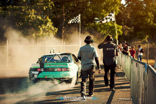 Round 4: The Gauntlet by Ronaldo.S on Flickr.Great shot from Ronaldo at FD last weekend.