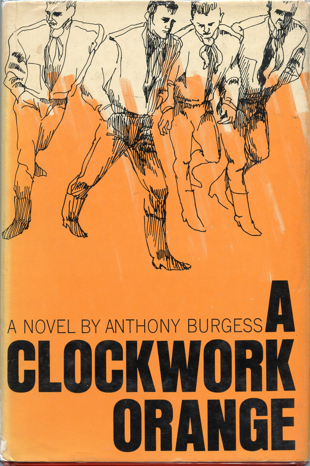 venusmilk:  Anthony BurgessA Clockwork Orange (1963)
