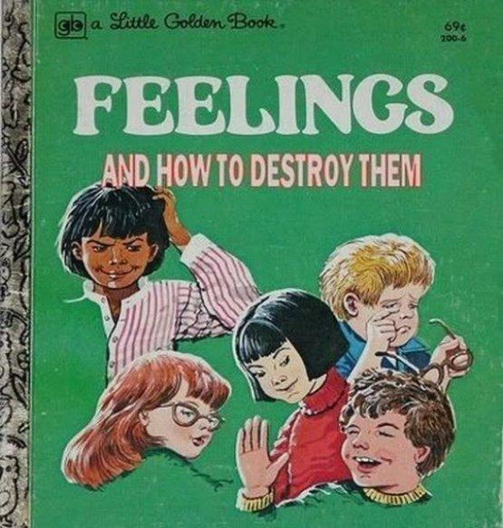 collegehumor:  Terrifying Children's Book