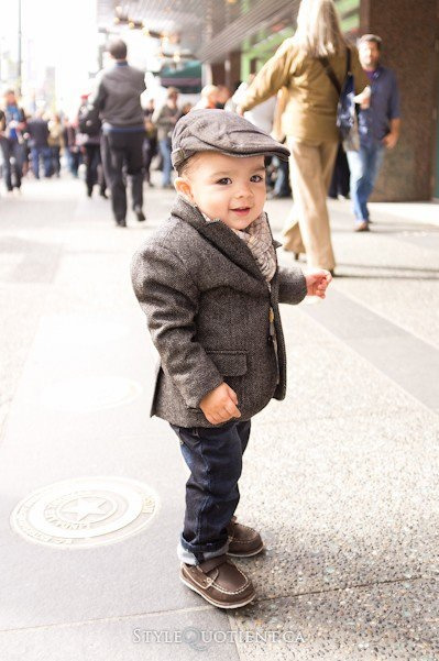 Swag… Nah but that's how my future son will dress like