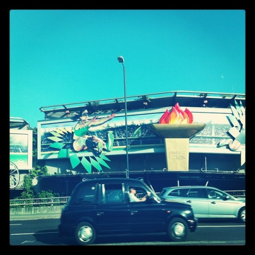 Lympics (Taken with Instagram at Cromwell Road)