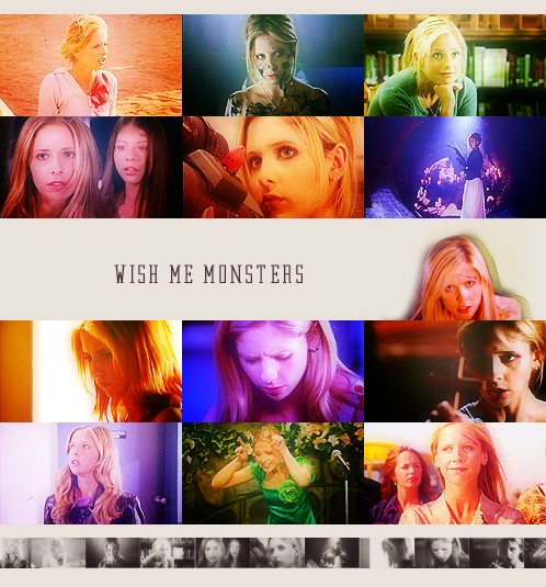 BtVS 30 Day Challenge ↳ Day 4: Favorite female character