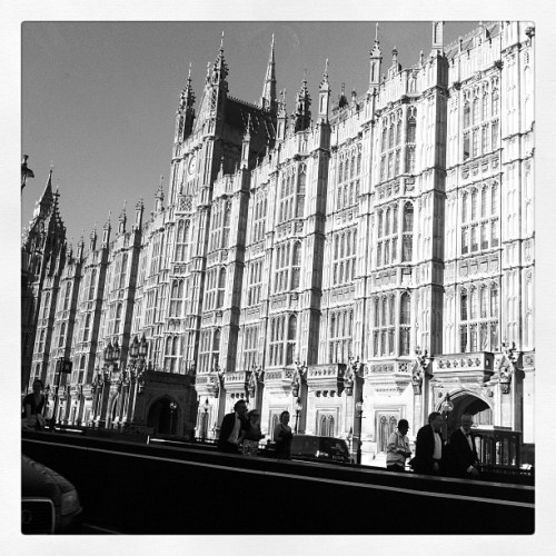 HOP (Taken with Instagram at Houses of Parliament)