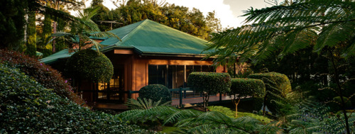 Mt Tamborine Accommodation-Day time Spa.