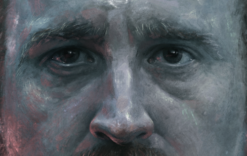 Louis CK - Illustration by Sam Spratt