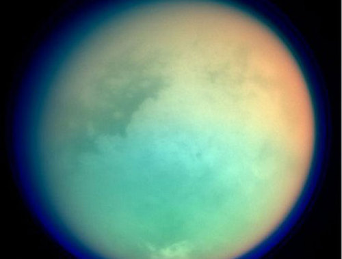 Cassini Spies An Ocean Inside Titan The new findings boost Saturn's large moon to an elite group of places to look for life beyond Earth. keep reading