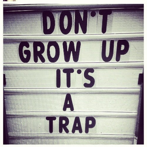 It's a trap!… (Taken with Instagram)