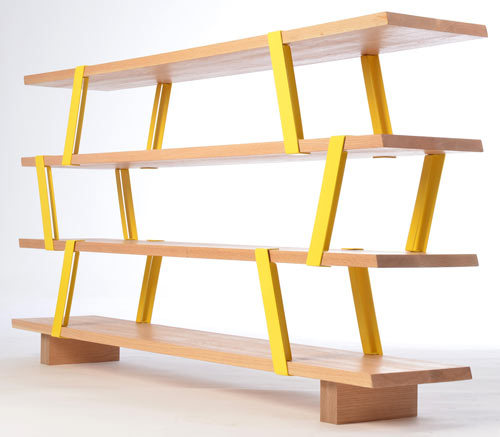 processmadeyuan:  (via Méo Shelf by Olivier Desrochers | Design Milk)