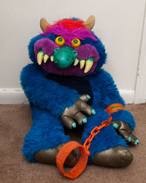 Saban Brings Back the Popples, Takes My Pet Monster Virtual Well, hello there, Childhood.