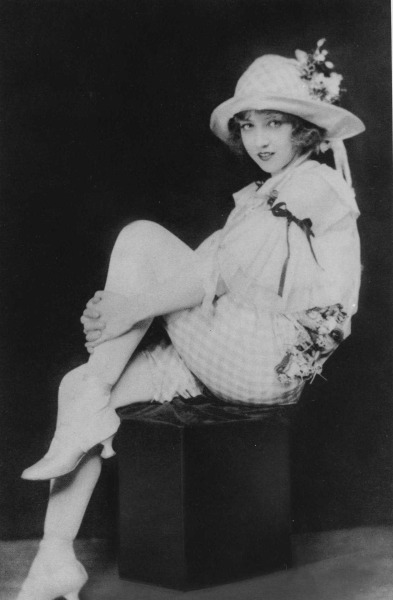 Doris Eaton, by Alfred Cheney Johnston
