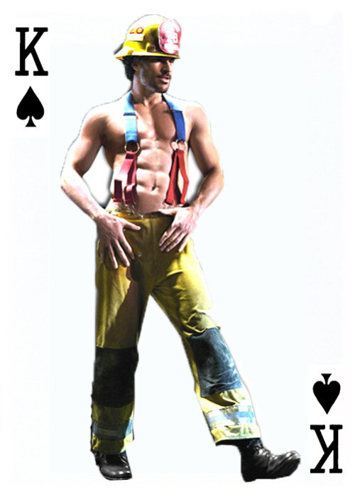 Why hasn't anyone made Magic Mike stripper cards yet? (Inspired by Vulture)