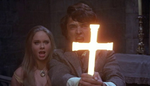 monsterman:  Taste the Blood of Dracula (1970)