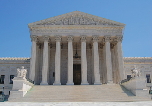 "Infamous Supreme Court rulings through history — Scott v. Sandford (1857): Court rules that American slaves (and their descendants) are neither U.S. citizens nor protected by the Constitution. Justice McLean dissenting:  Being born under our Constitution and laws, no naturalization is required, as one of foreign birth, to make him a citizen. The most general and appropriate definition of the term citizen is ""a freeman.""  Plessy v. Ferguson (1896): Court rules that laws mandating racial segregation in public facilities are legal. Justice Harlan, dissenting:  I deny that any legislative body or judicial tribunal may have regard to the race of citizens when the civil rights of those citizens are involved. Indeed, such legislation as that here in question is inconsistent not only with that equality of rights which pertains to citizenship, National and State, but with the personal liberty enjoyed by everyone within the United States.  Olmstead v. United States (1928): Court rules that evidence obtained without a warrant from private telephone conversations is admissible. Justice Brandeis, dissenting:  The right to be let alone — the most comprehensive of rights, and the right most valued by civilized men. To protect that right, every unjustifiable intrusion by the Government upon the privacy of the individual, whatever the means employed, must be deemed a violation.  National Federation of Independent Business et al. v. Sebelius (2012): Court rules that the federal government can command citizens to purchase a private good. Justice Scalia, Justice Kennedy, Justice Thomas, and Justice Alito, dissenting:  The values that should have determined our course today are caution, minimalism, and the understanding that the Federal Government is one of limited powers. But the Court's ruling undermines those values.  We have not yet begun to succeed. Form a more perfect union through 4% growth in the economy. Learn more: http://RonaldGrey.com/JoinMe LEAD the way #GREY2012"