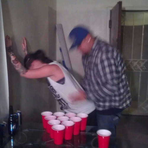 Does Beer Pong have some new rule that I'm not aware of yet? Courtesy of @hypocriscene