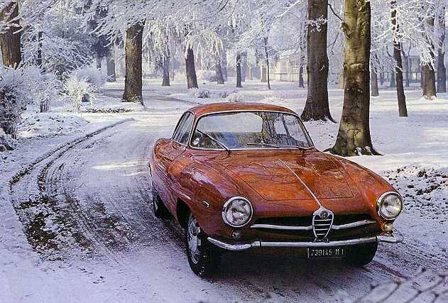 Alfa Romeo Giulia Sprint Speciale Bertone (1965)