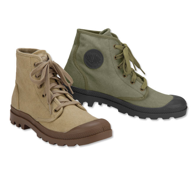 Palladium Canvas Boots $43.20 on Orvis right now, I don't think I've seen them cheaper anywhere else.