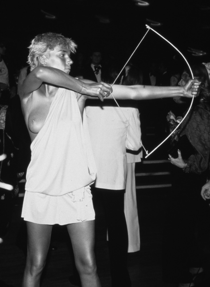 FLASHBACK FRIDAY!  In honor of the Olympics, a little archery.