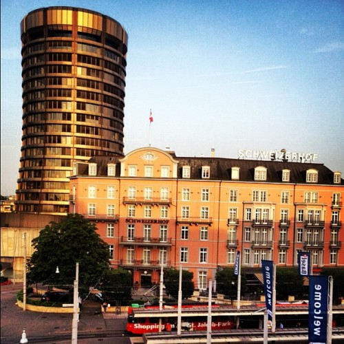 #Basel train station (Taken with Instagram)