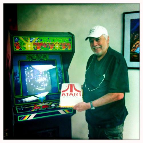 Nolan Bushnell on Atari's 40th Birthday (via: Atari)