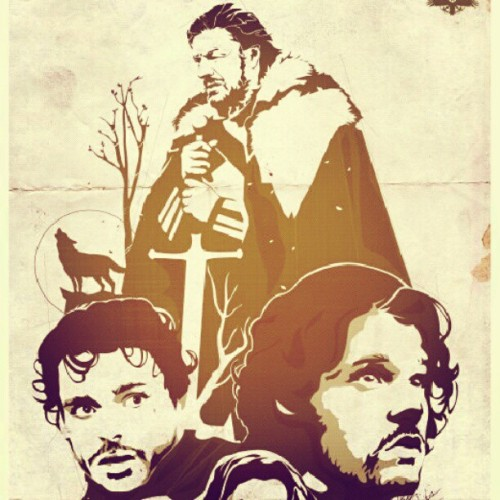The Starks  (Taken with Instagram)