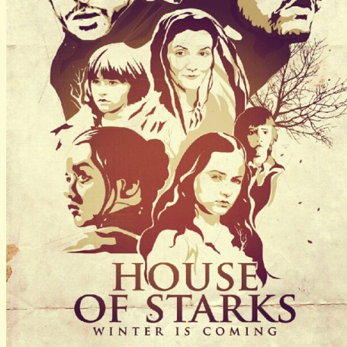 The Starks ll (Taken with Instagram)