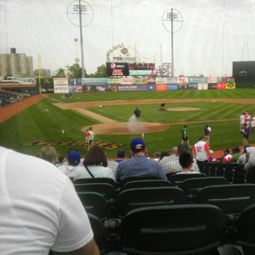 MCU Park (Taken with Instagram)
