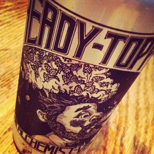 Heady-topper  (Taken with Instagram)