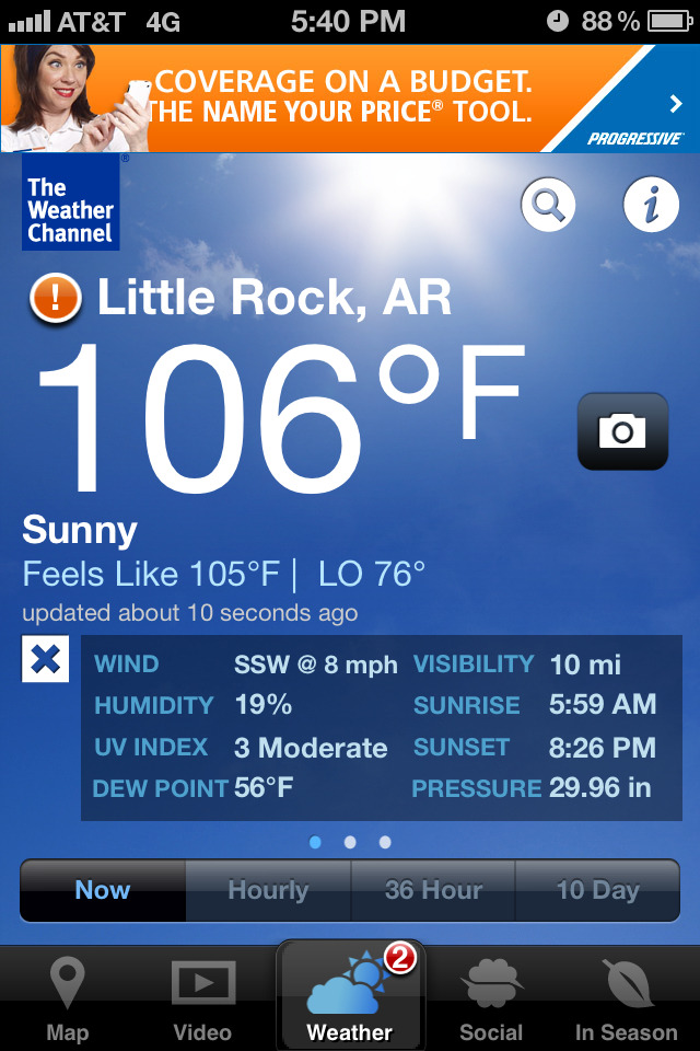 Really Little Rock? Is this really necessary!?!?