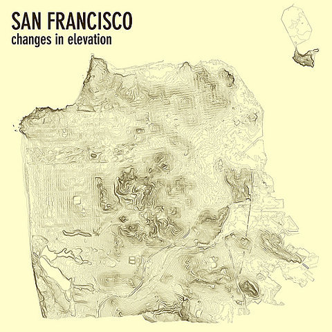 ffffffound:  San Francisco: changes in elevation on Flickr - Photo Sharing!